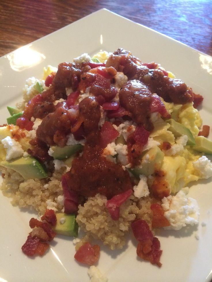 Quinoa and Breakfast on Pinterest