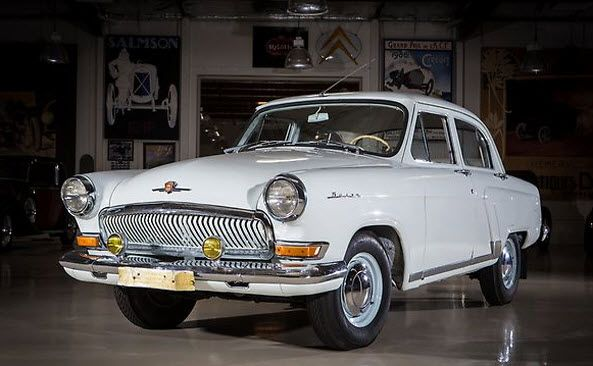 1961 Volga GAZ-21 (Russia)