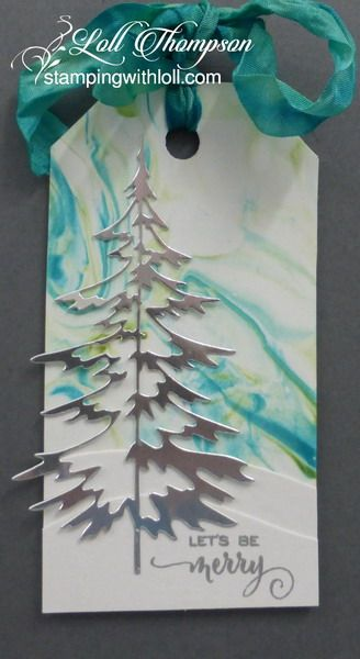 Stamping with Loll: Day Twelve - Twelve Tags of Christmas
