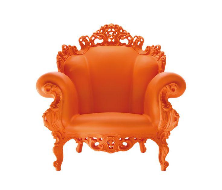 TOP 10: 10 spooky pieces and halloween home decorating ideas | Magis-Proust armchair, Alessandro Mendini, Magis, 2011 | #designbest #interior #furniture #design |