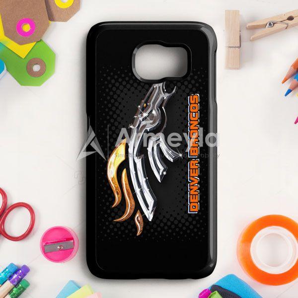Denver Broncos Football Team Nfl Samsung Galaxy S6 Case | armeyla.com