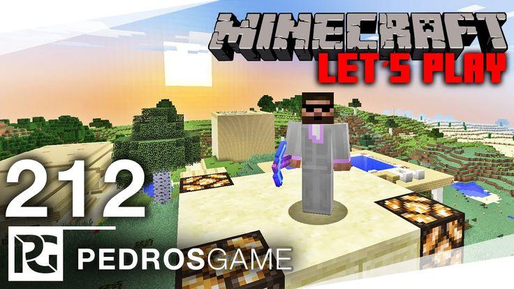 Pedro | Minecraft Let's Play | E212 - Diamantová challenge | PC CZ/SK | ...