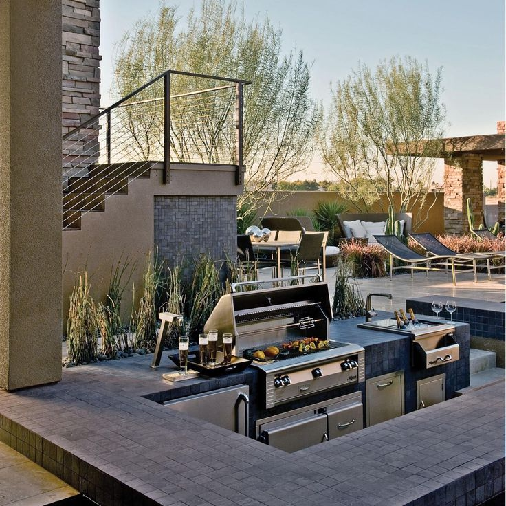 Best 25+ Outdoor Grill Space Ideas Only On Pinterest