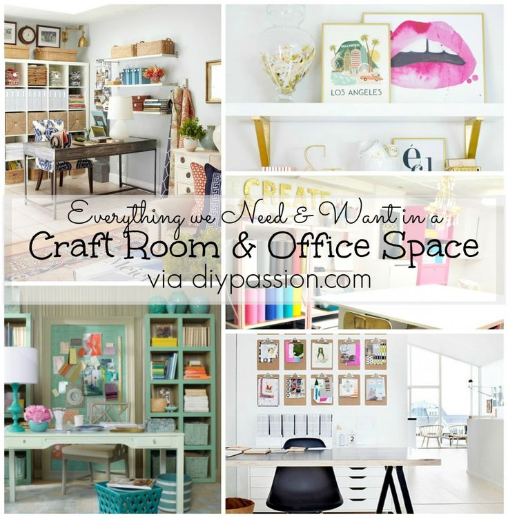 140 Best Craft Room/closet Images On Pinterest | Home, DIY And Craft Space