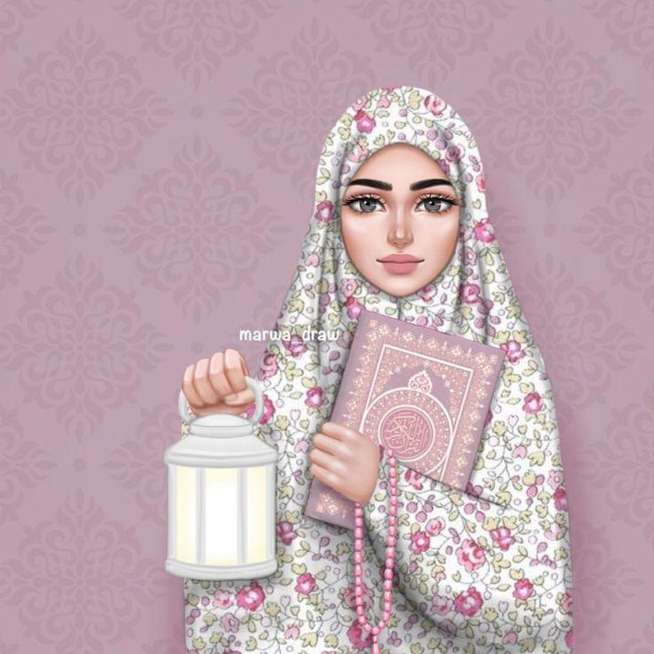 رمضان مبارك تقبل الله صيامكم واعمالكم . . . #marwa_draw #mydrawing #drawing #draw #artist #sketchbook #sketch #myfollow #anime #girl #كلنا_رسامين #انمي #رسمتي #مواهب #رسامين_عرب #انمي #رمضان_كريم #رمضان2017