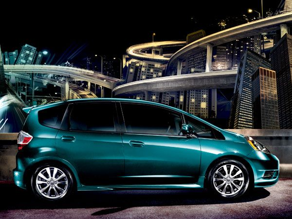 What are some typical problems with the Honda Fit?