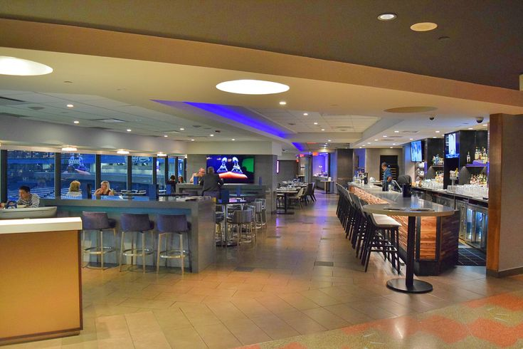 Arriba Restaurant Renovation - Rogers Centre