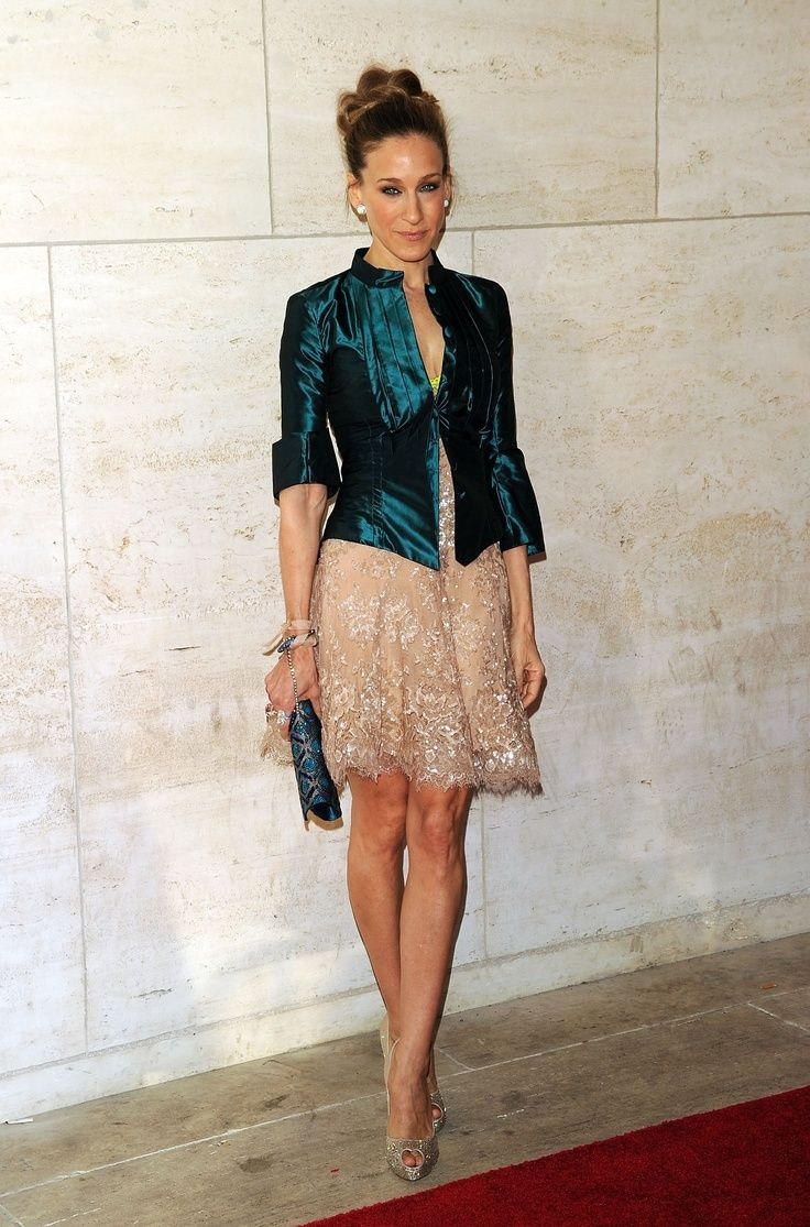 american celebrity style fashion tips  carrie bradshaw