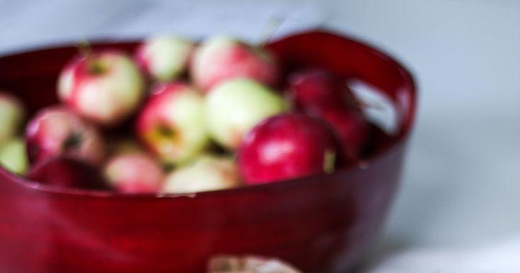 Kokit ja Potit -ruokablogi: Omenahillo uunissa