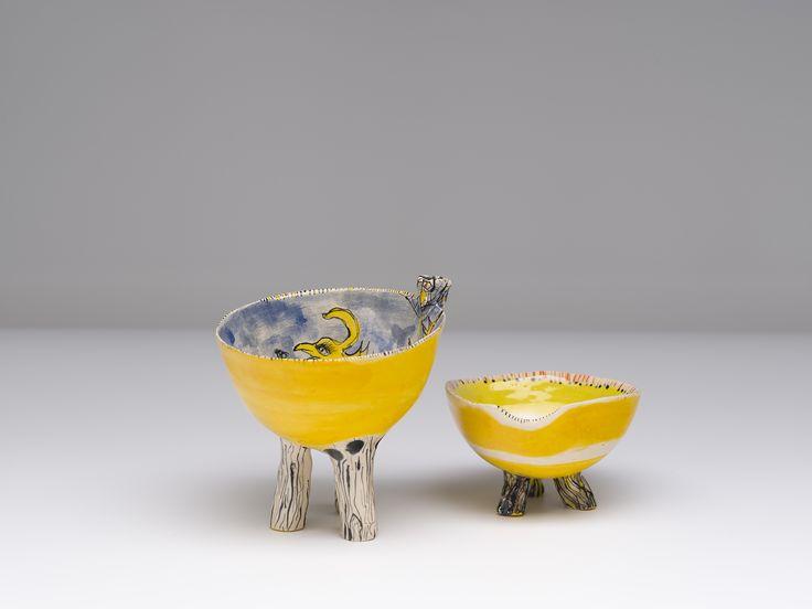 Vanessa Anastasopoulou , ceramic tripod