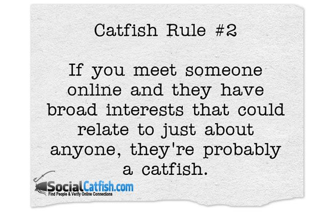 12 Signs That You Might Be Getting Catfished Online | SocialCatfish.com