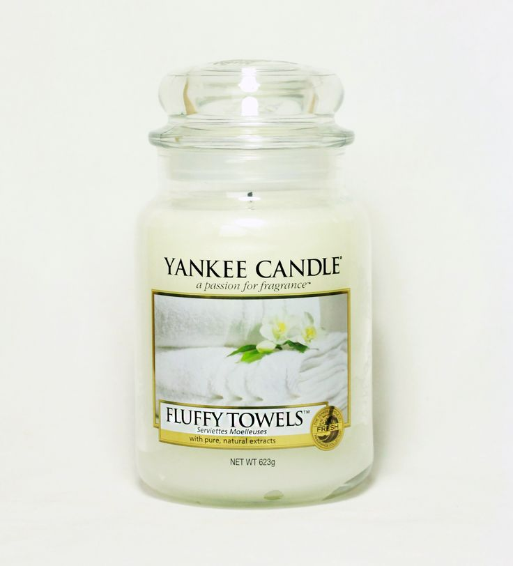 Fluffy Towels - Yankee Candle   Yankee Candle   Pinterest ...