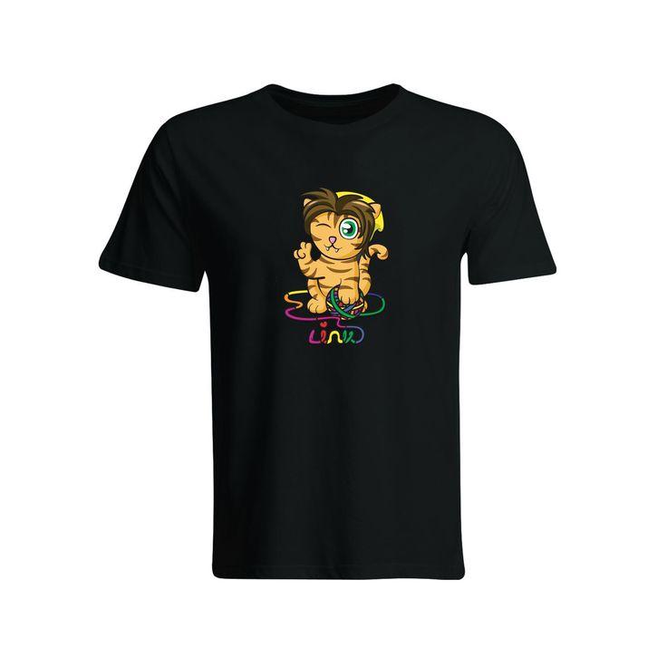 te gekke linktijger shirt leuk voor de fans!