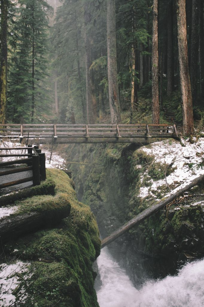 Sol Duc Falls Olympic National Park photo: by Tim Lampe     © 2013 Tim Lampe