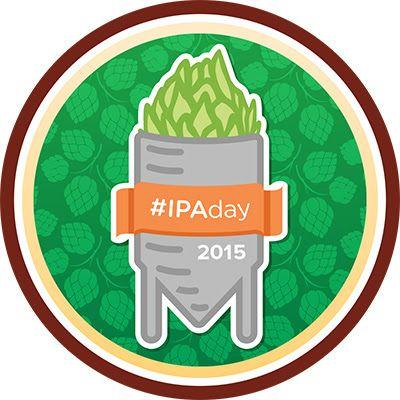 Untappd Badge: #IPAday 2015