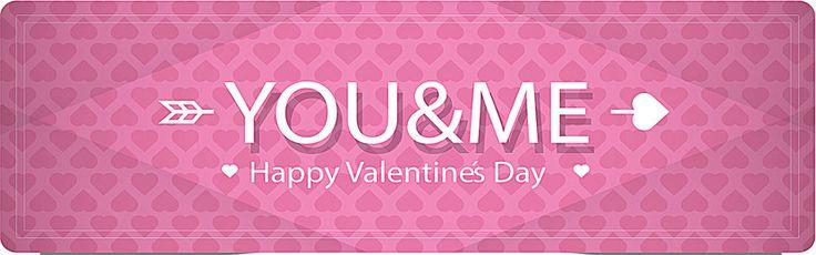 Dibujos animados de amor fondo rosa