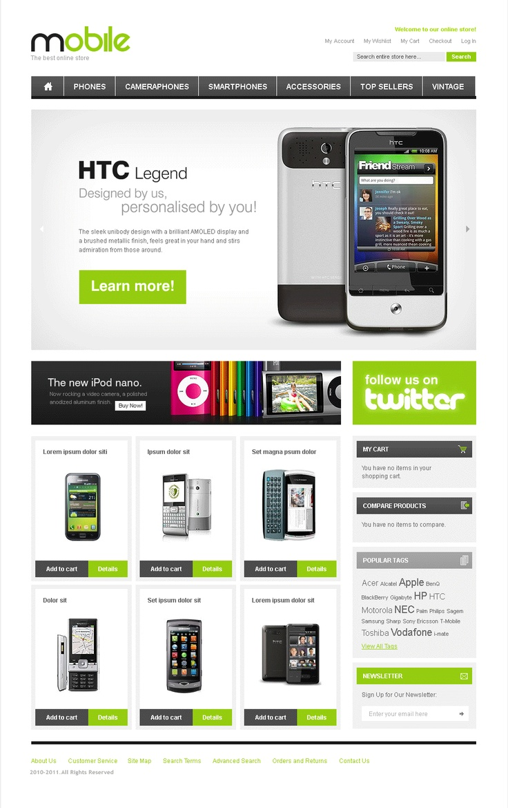 mobile-ecommerce-site.gif 1,007×1,600 pixels