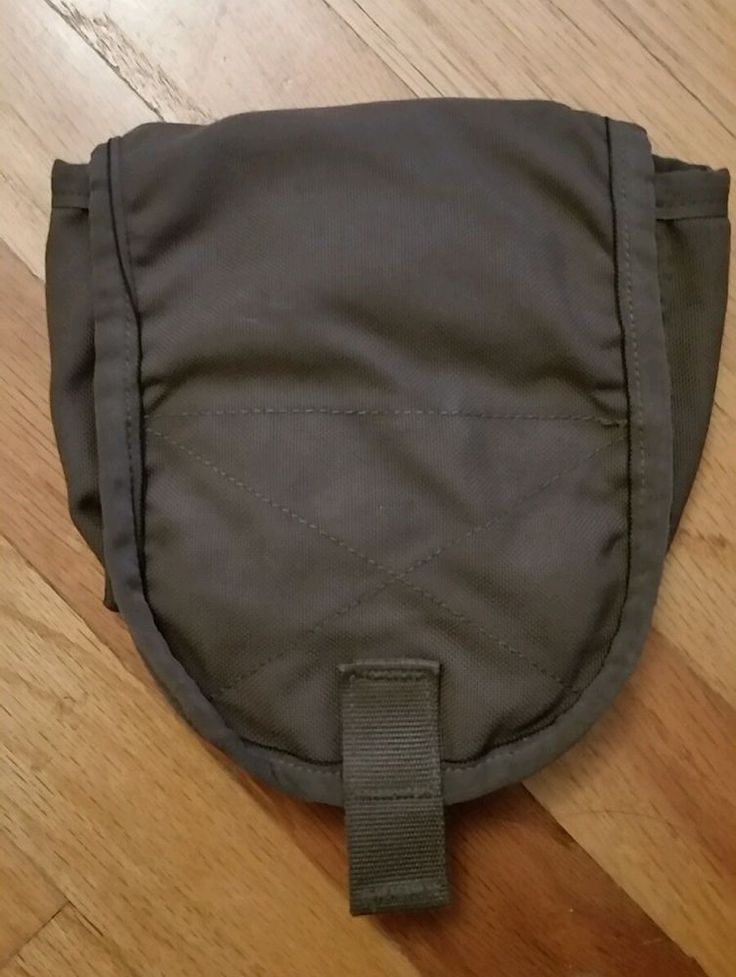 Tactical Multi-purpose MOLLE Mag Pouch Ranger Green Made in USA