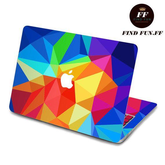 Autocollant pour macbook Macbook Air Sticker Macbook par FindFun