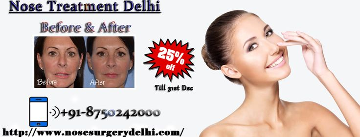 Nose Reshaping in Delhi, a most common surgery. Enhance your facial look by getting a suitable nose surgery with a best Rhinoplasty surgeon in Delhi,India.Check and Compare-Price,Reviews,Patients Testimonial, Free Consultation,Address and Photos.Call us-8750242000. More@http://www.nosesurgerydelhi.com/