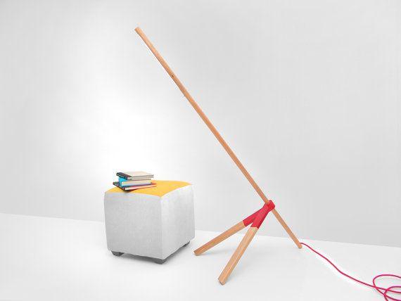 Ace Floor Lamp: Modern & Minimal LED Floor Lamp от GaganDesign
