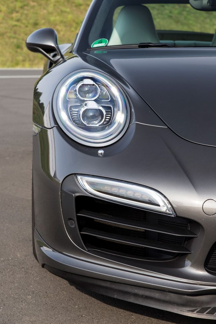2014 Porsche 911 Turbo & Turbo S: First Drive