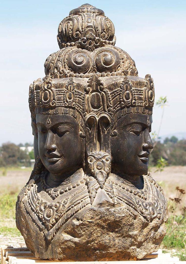 Brahma Statues, Hindu God Brahma Sculpture, Creator | Hindu Gods ...