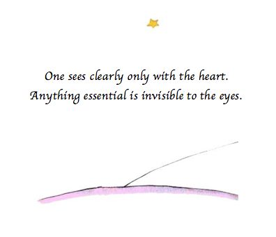 This is the Little Prince tattoo I want