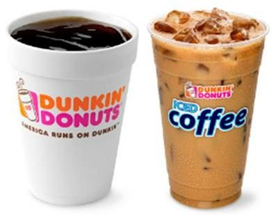 FREE Dunkin Donuts App Coupons! {Android or iPhone} ~ I've already been putting this app to good use! :) #dunkin #donuts