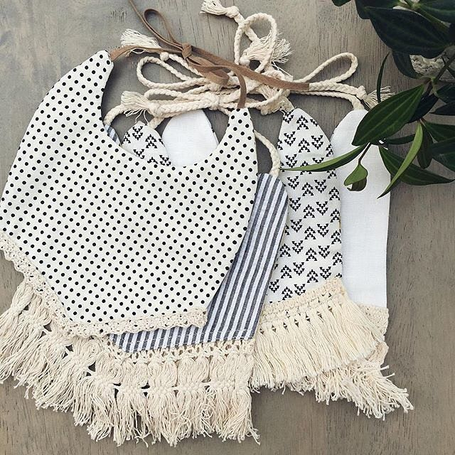 Handmade by a local seamstress in the Pacific Northwest, @billy_bibs are the…
