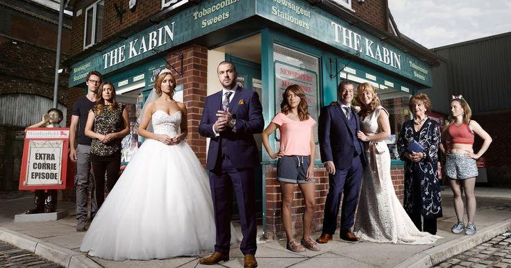 Double Wednesday, Double Wedding on Coronation Street
