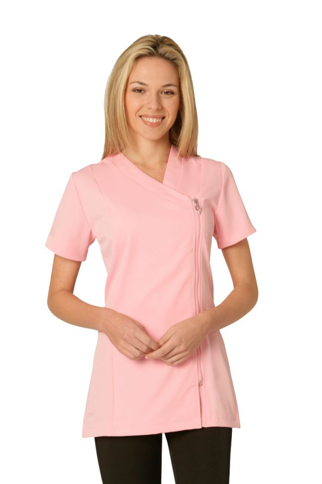 Reallycute pink tunic 14188841 all things cute pinterest for White spa uniform uk