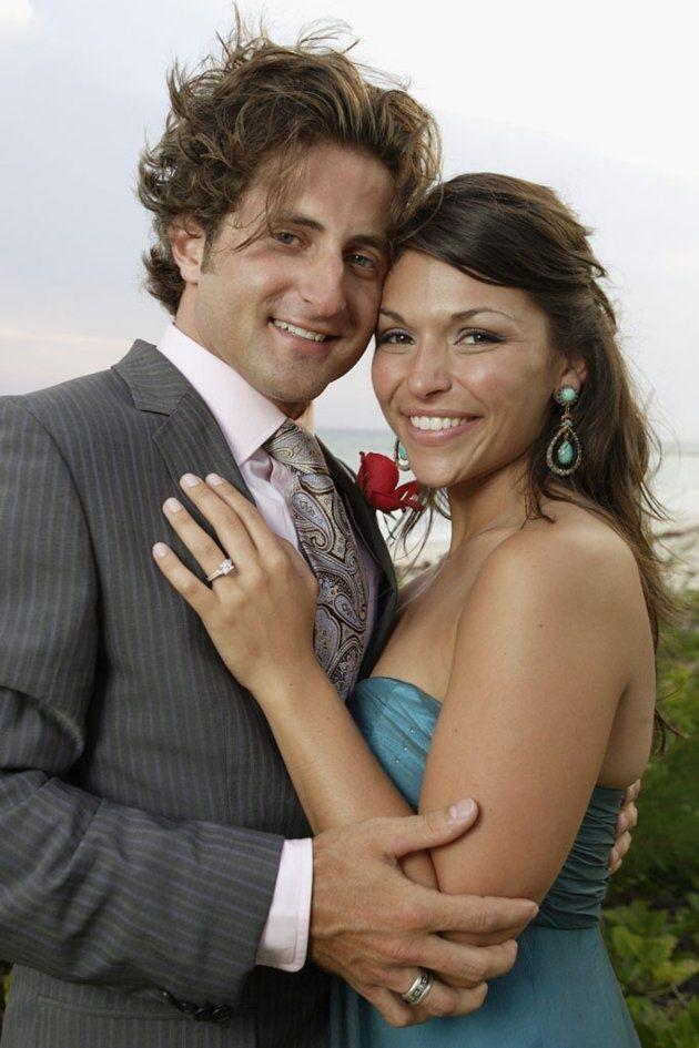 Season 4 Of The Bachelorette DeAnna Pappas And Winner Jesse Csincsak