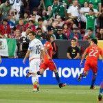 Chile goleó 7-0 a México y pasó a las semifinales de la Copa América Centenario