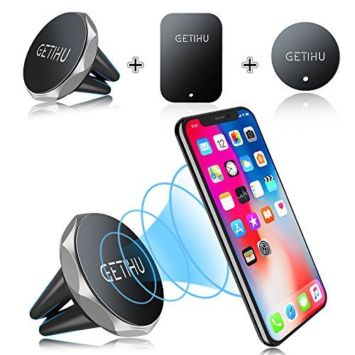 The  GETIHU Car Phone Mount Magnetic Air Vent Cell Phone Holder Stand for iPhone 8 7 6 6S Plus 5s Samsung HTC SONY All Smartphones GPS Mobile Magnet Support  is without doubt one of the top-rated, inexpensive product you can stumble on Amazon. I'm certain you've heard both good and con con...