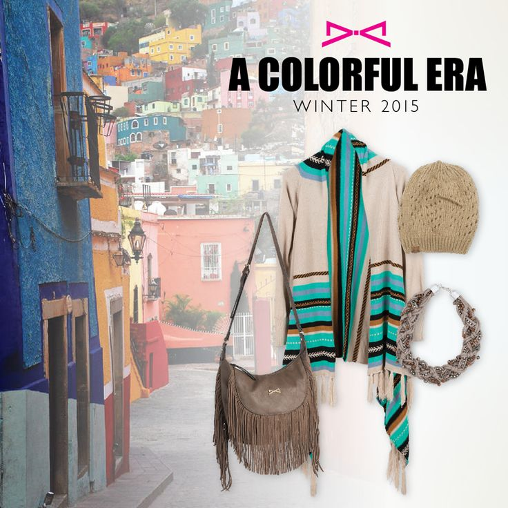 The most colorful choices even in the most gloomy weather!  #achileas_accessories