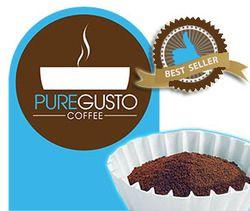 Classic Blend Filter Coffee Sachets Price: £19.99 (vat exempt) http://www.puregusto.co.uk/classic-blend-filter-coffee-sachets-p535384.html