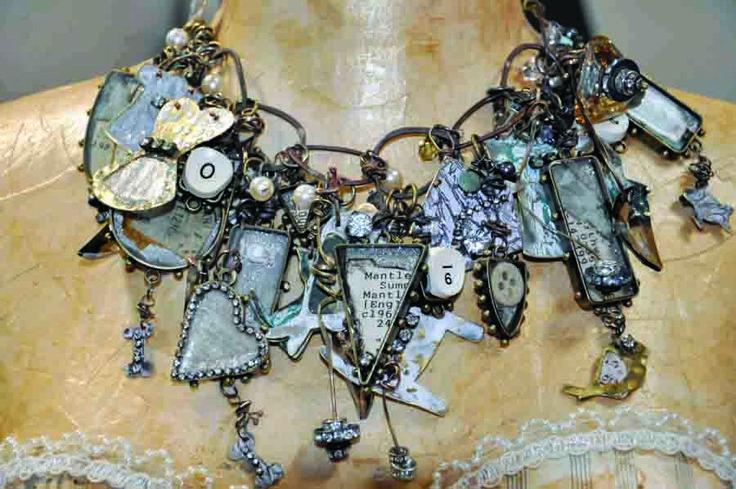 Susan Lenart Kazmer - necklace