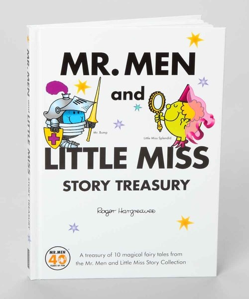 Join some of the best-loved Mr. Men and Little Misses in brand-new stories with guaranteed giggles! We're sure Mr Nosey really wants to hear about everyone's adventures and Mr Tickle is sure to have them giggling! A lovely gift for a little reader.Includes ten storiesAuthor: Roger HargreavesPublisher: Egmont