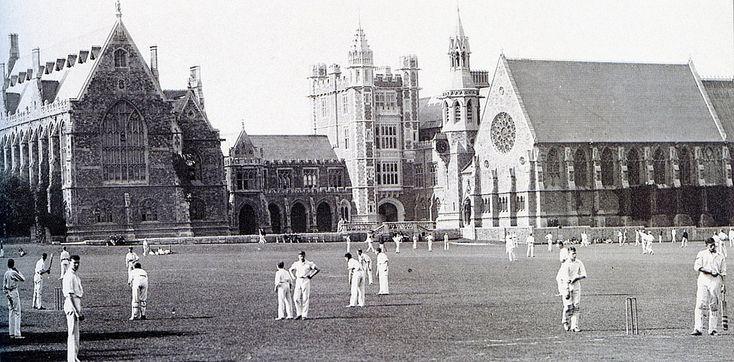 c1899 Clifton College, Clifton, Bristol,