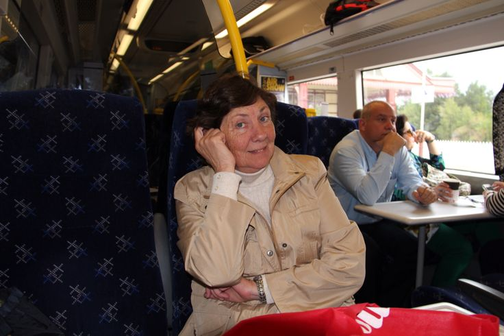 Train to Inverness