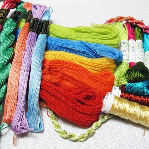 Helpful Guide to the Best Threads for Hand Embroidery