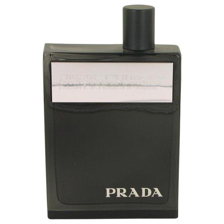 Prada Amber Pour Homme Intense Eau De Parfum Spray (Tester) By Prada
