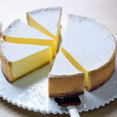 Lemon tart.  The combination of buttery melt-in-the-mouth pastry and fresh zesty lemon filling is deliciously fresh and will bring in the flavours of spring. Find the recipe at www.redonline.co.uk