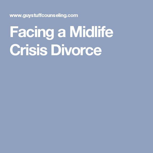Facing a Midlife Crisis Divorce