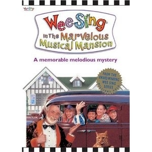 In The Marvelous Musical Mansion (DVD)