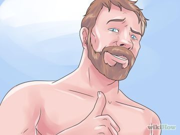 How to grow a beard, fast.