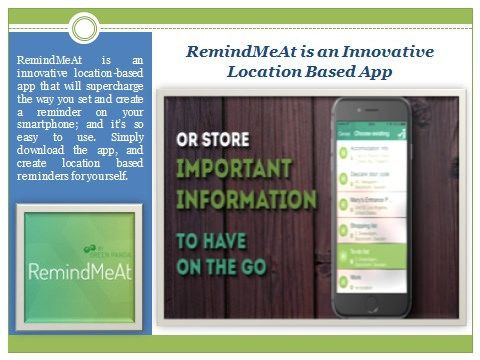 https://flic.kr/p/H1eDUz | Using Location Based Reminders App - RemindMeAt | Follow Us On : www.facebook.com/RemindMeAt   Apps Link :- itunes.apple.com/us/app/apple-store/id948654827?pt=117130...