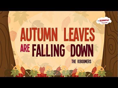Canciones, poesías y manualidades para este otoño. | 3ways2teach English and Spanish