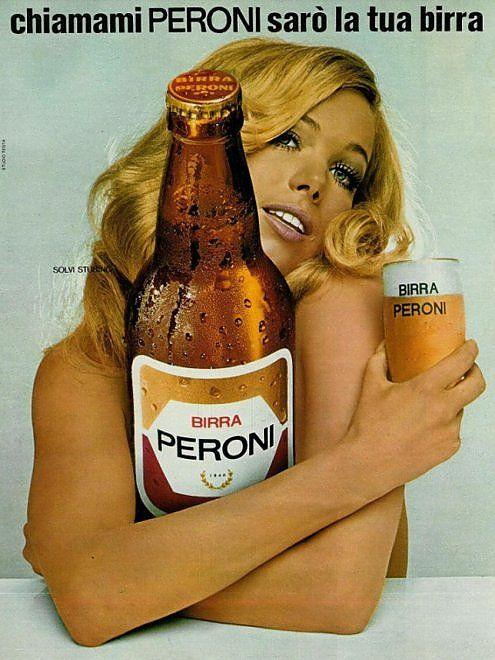 """Peroni diventa giapponese: """"Sarò la tua birra"""""""
